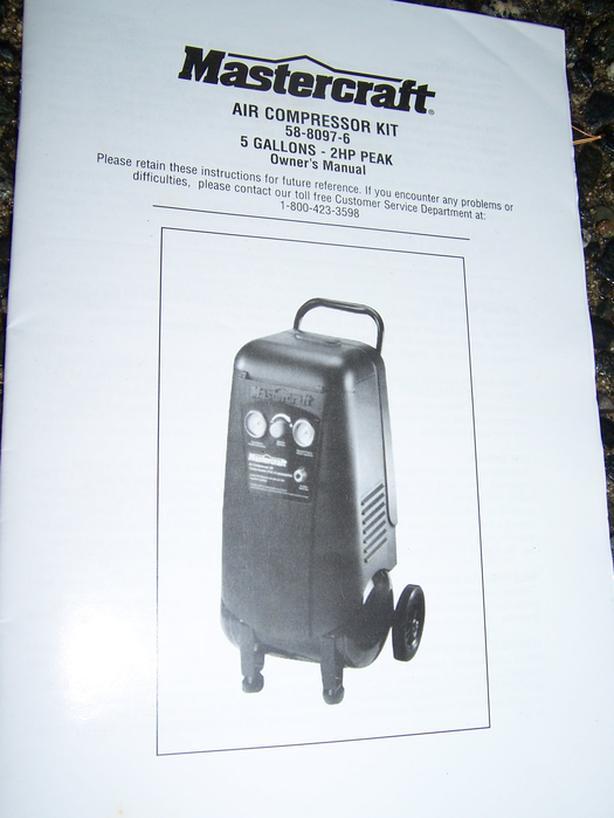 Air Compressor For Central Nanaimo