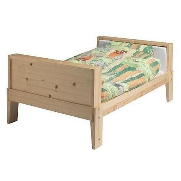 ikea vikare extendable bed frame