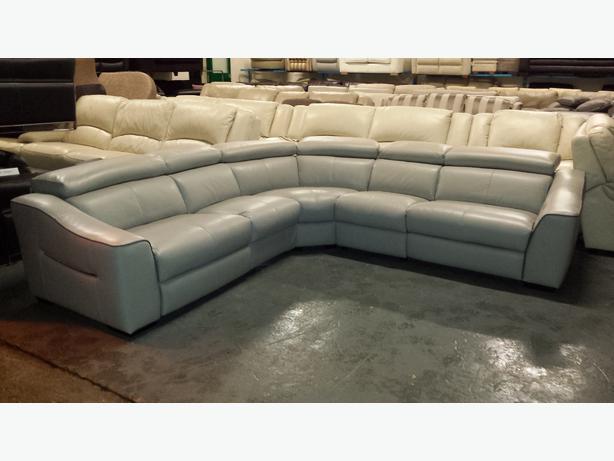 Leather Corner Sofa Electric Recliner Www