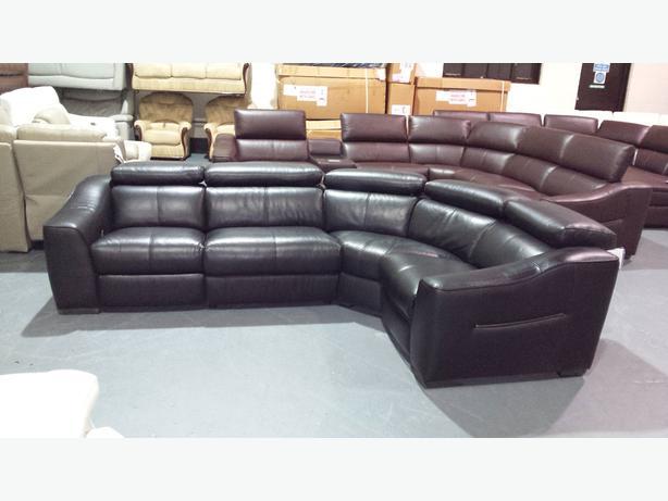 ex display leather sofas Brokeasshome com