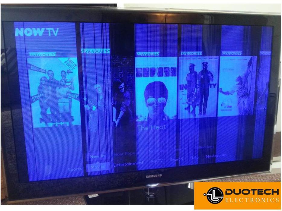Lcd Tv Screen Replacement