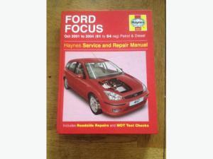 ford focus mk1 haynes manual WOLVERHAMPTON, Wolverhampton