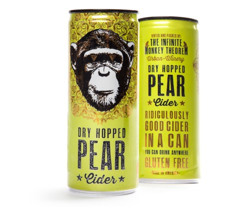 Pear Cider Can 6-pack