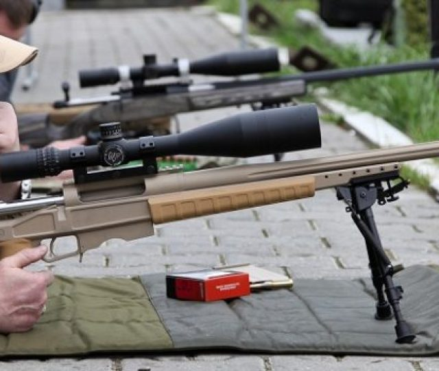 Russias Sniper Rifles Have Gotten Better At Punching Through Body Armor