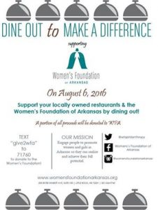 Dine Out General Flyer