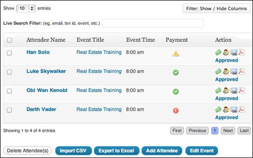 Event Espresso - Event Registration & Ticketing Management