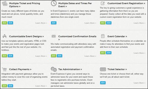 Event Espresso - WordPress Event Registration & Ticket Management Plugin