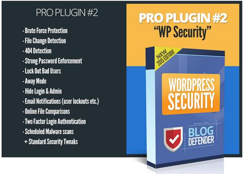 Blog Defender Security Suite For WordPress Sites