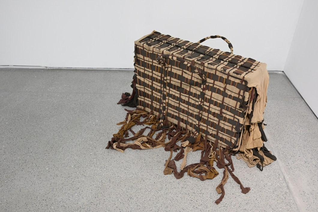 bag made for the No Return exhibition