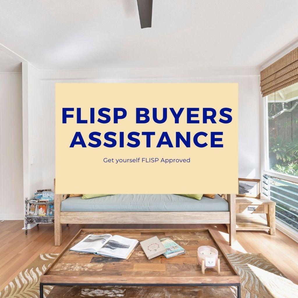 Flisp buyers assistance
