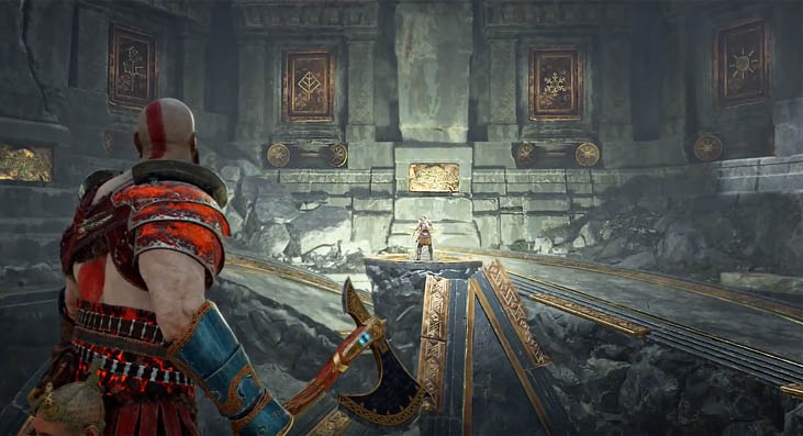 Image result for God of war puzzles