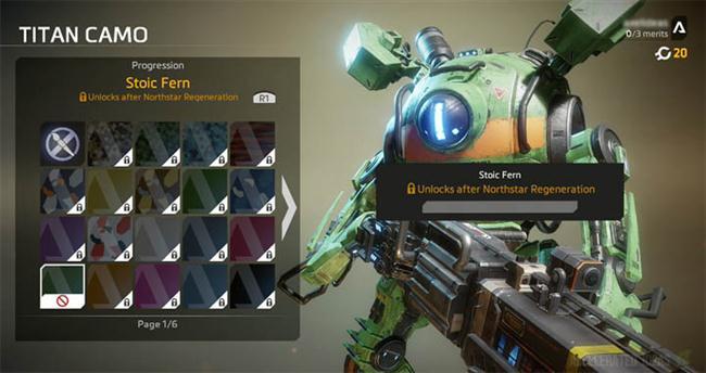 Titanfall 2 Minecraft Skins