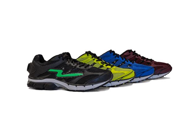Sensoria running shoes