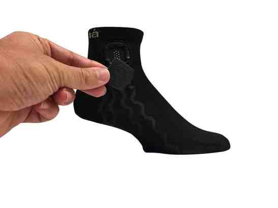 Sensoria socks—sensor textiles