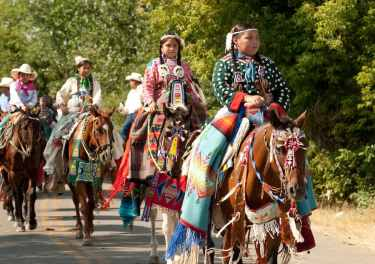 Crow Fair, Crow Indian Reservation