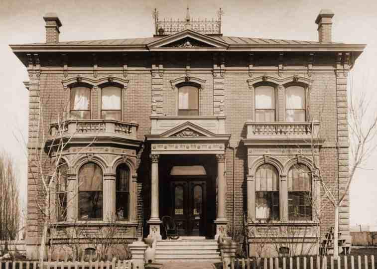 Historic 1880 exterior