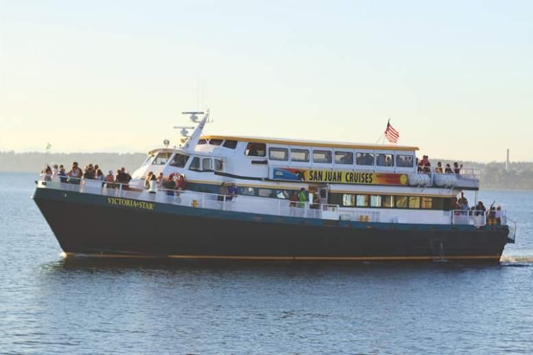 photo by Eric Creitz/ San Juan Cruises