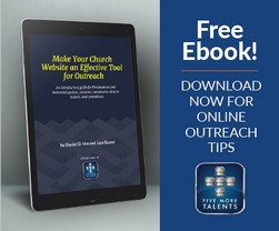 Free eBook - Make Your Church Website and Effective Tool for Outreach
