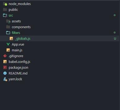 Javascript floating number precision using Vue.js filters ...