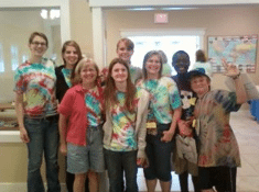 Group from Reading, PA OPC who helped us in 2011. What a blessing!