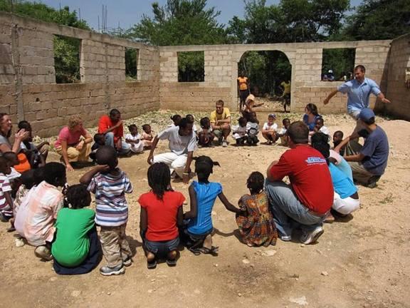 Short-Term Missions, Long-Term Good photo 1 - Team Haiti (?2009)