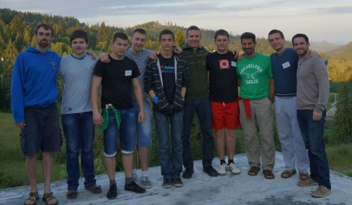 Ukraine guys with David CROPPED