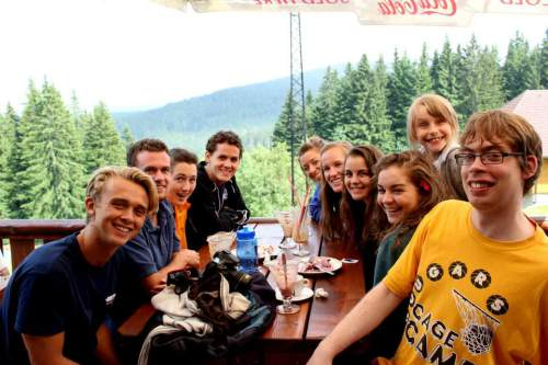 2014 Team Praha photo 10 from Ailalon Church - team ice cream