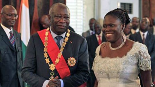 Image result for Laurent Gbagbo arrested