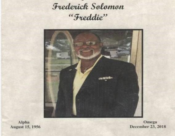 Obituary Wickey Solomon