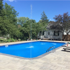 Aqua med Pools LLC in Dighton  Massachusetts Dean Wallace Swimming Pool Co Cover Photo