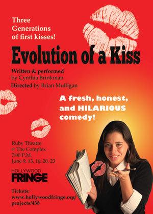 """Evolution of a Kiss"" with Cynthia Brinkman"