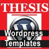 Wordpress Templates for Thesis WordPress Theme. Thumbnail Size Square Format. Image size: 100x100 px