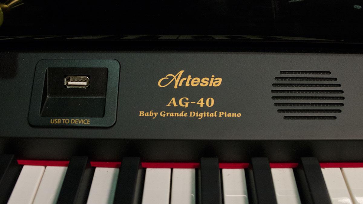 Artesia Digital Grand Piano Model AG 40