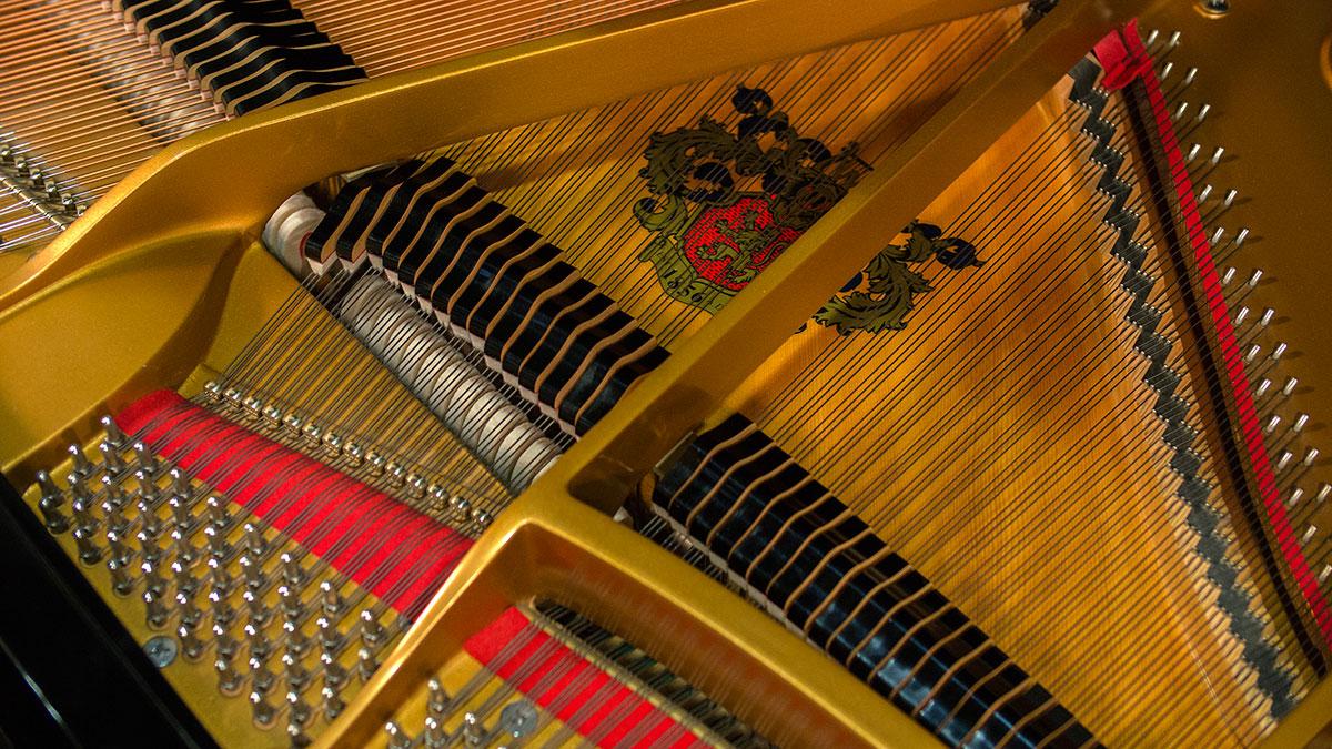 Wurlitzer Model C153 Baby Grand Piano For Sale Living Pianos