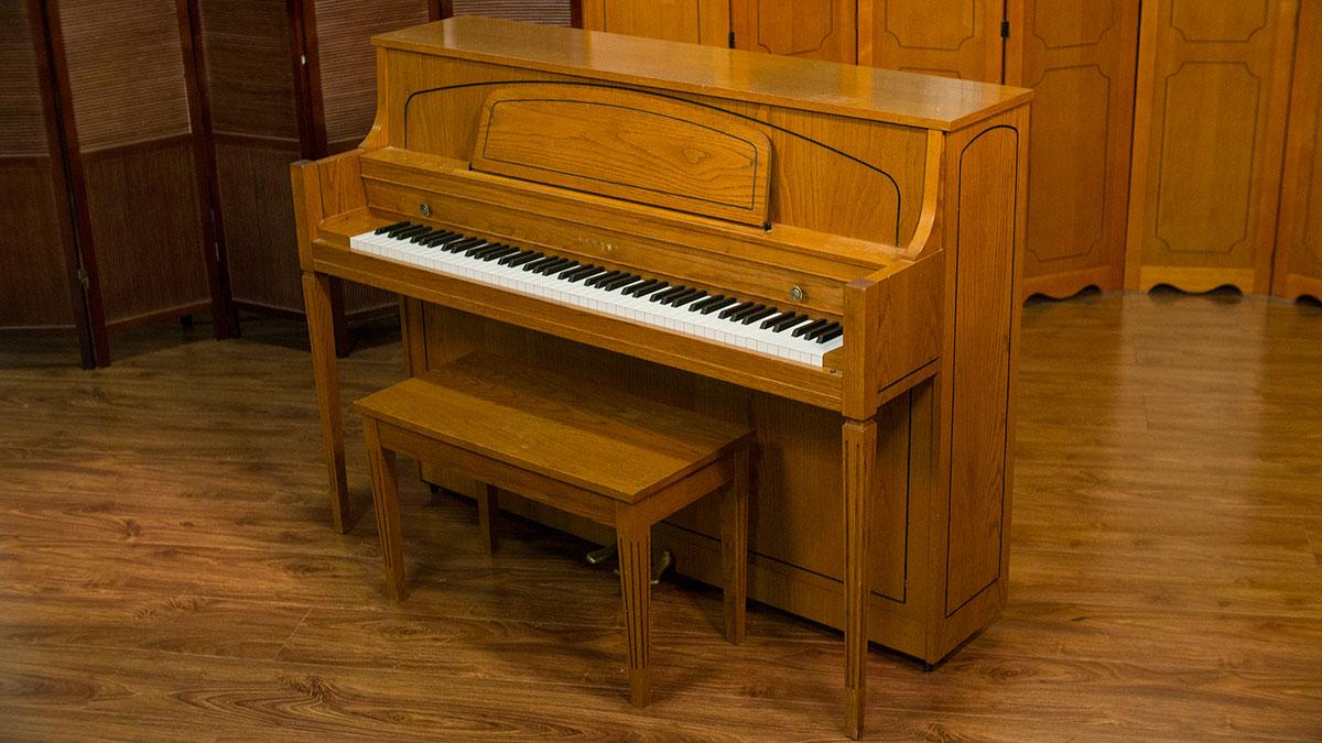 Yamaha Console Piano For Sale Model M450 TAO Living Pianos