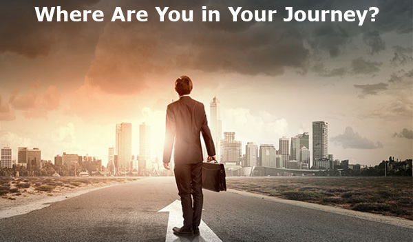 Where are you in your journey