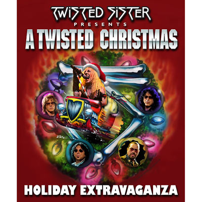 Twisted Sister A Twisted Xmas Live In Las Vegas New