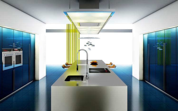 104 Modern Custom Luxury Kitchen Designs (PHOTO GALLERY) on Ultra Modern Luxury Modern Kitchen Designs  id=64684