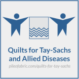Quilts for Tay Sachs