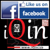 iQin Facebook Page. Small Size Logo. Design Development A.Image size: 100x100px