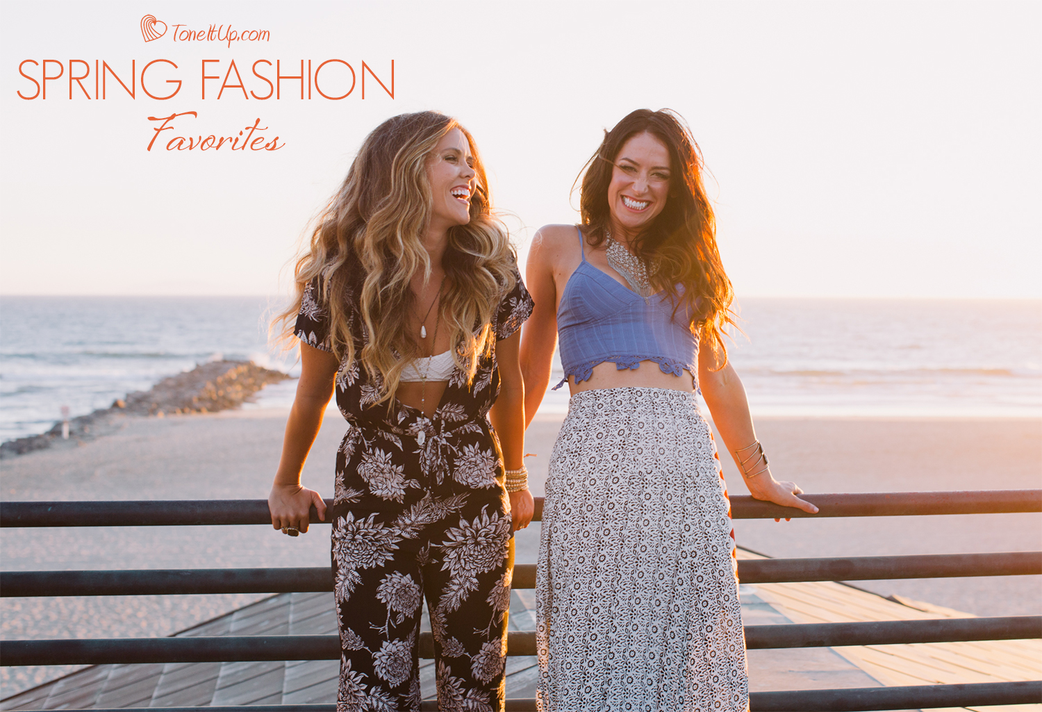 Our Spring Fashion Favorites     ToneItUp com The blooming season embodies a beautiful sense of new beginnings  It s a  time to ramp up your healthy habits  refocus on goals and of course