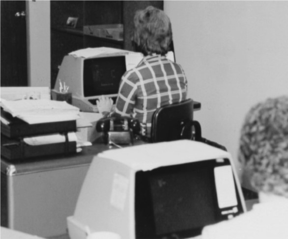 Early agency computers