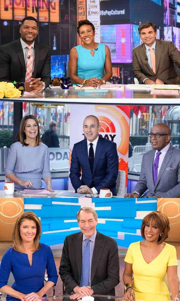 Morning Show Ratings: Week of August 7   TVNewser