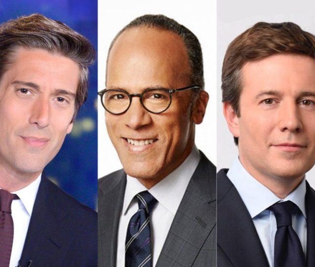 For Q Abc World News Tonight Was The Most Watched Evening Newscast While Nbc Nightly News Remained The Go To Evening Newscast Among Younger News
