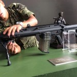 """Fusil de asalto FX-05 """"Xiuhcóatl"""" (Serpiente de fuego en lengua náhuatl)"""