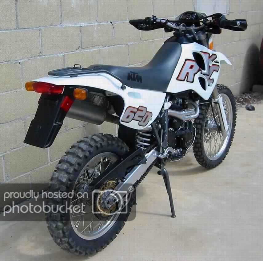 620 Rxc Ktm 1998