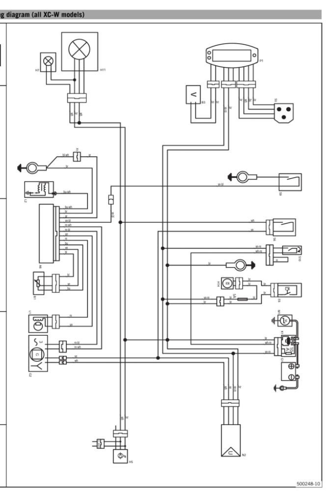 download schema wiring diagram for ktm 300 full hd version