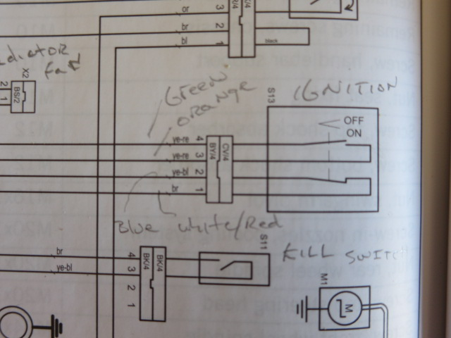 ktm 530 exc wiring diagram  home wiring diagrams stale