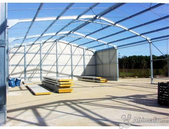 hangar metallique abidjan region d