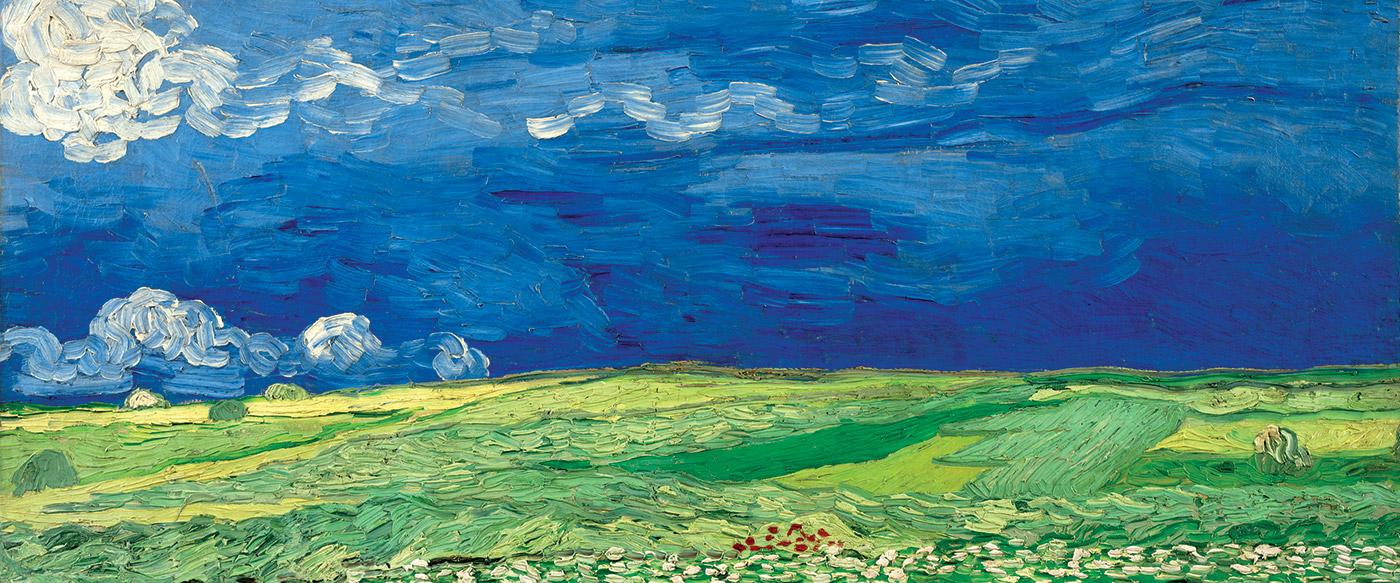Van Gogh In Auvers Sur Oise